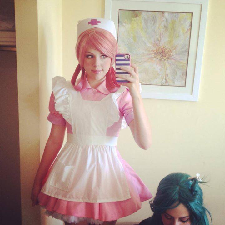 Pokemon Nurse Joy. Cosplay PokemonPokemon CostumesAnime ...