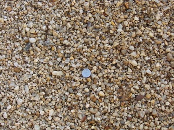 Sandy gravel provides an allowable foundation pressure of 4000 psf close up of stone chip seal driveway solutioingenieria Image collections