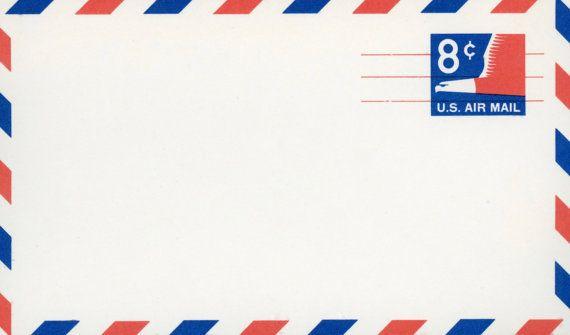 8 cent prepaid postcard unused usps united states postal service