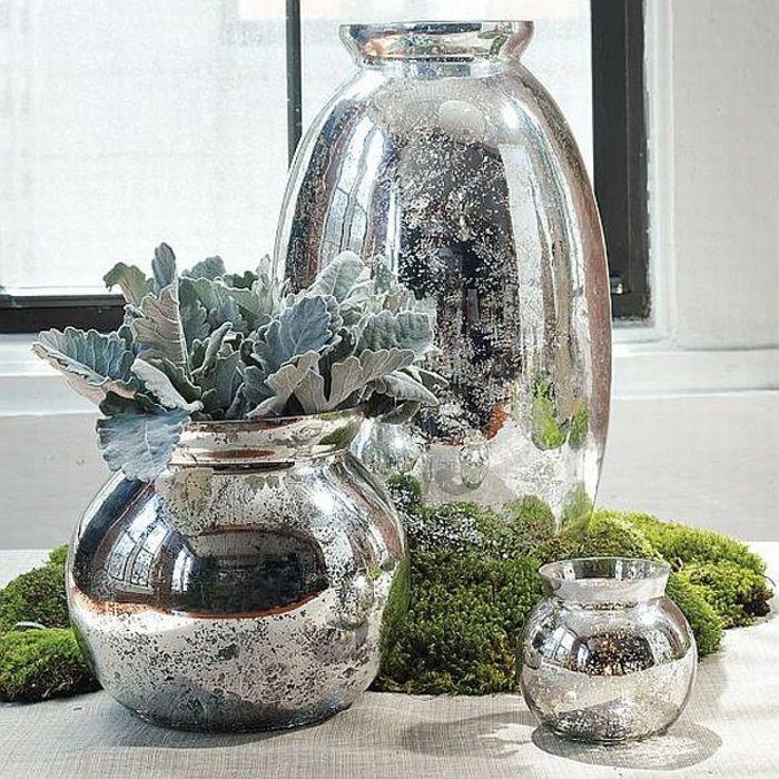 l vase en verre un joli d tail de la d co la deco vase en verre et verre. Black Bedroom Furniture Sets. Home Design Ideas