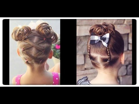 Peinados Faciles Para Nina Paso A Paso Tutorial Trenzas De Moda 4