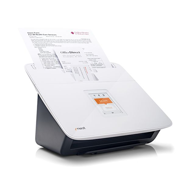 NeatConnect | Cloud Scanner | Digital Filing System | The Neat Company