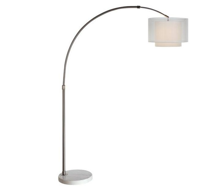 Brella Arc Floor Lamp - The Brella arc floor lamp is stocked in a ...