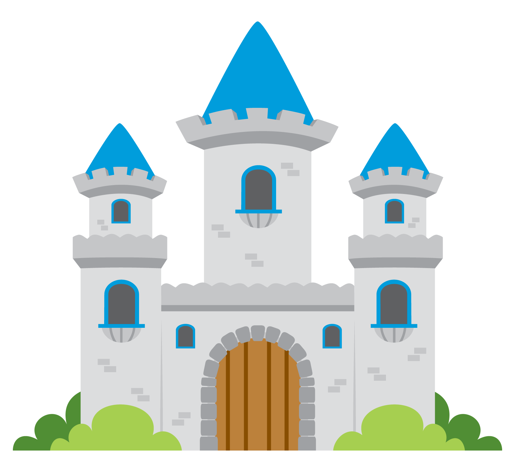fairy tale castle clip art use these free images for your websites rh pinterest com clip art castles on an island clip art castles on an island