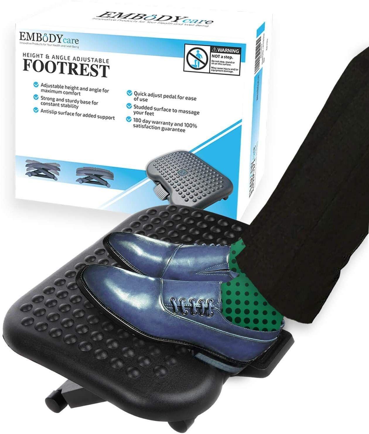 Desk Foot Rest 10 Best Foot Rest Under Desk Foot Stools In 2020 Foot Massage Foot Rest Achy Feet