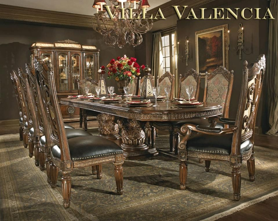 Exclusive Dining Room Furniture | Home Design | Pinterest ...
