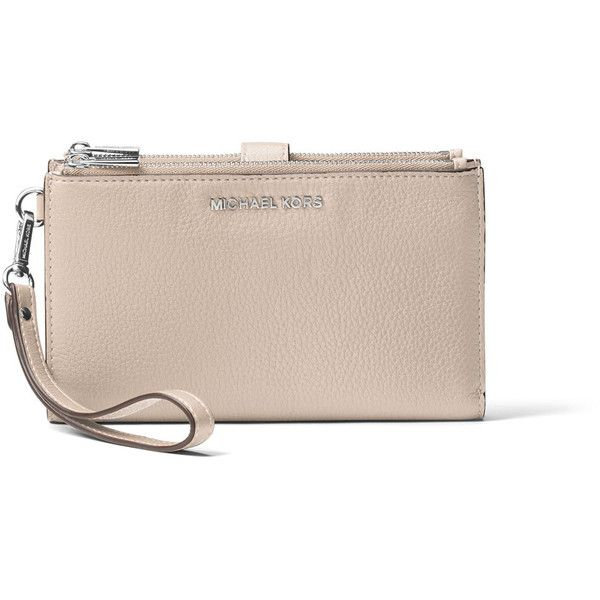 e9cdad482ebe Michael Michael Kors Adele Double-Zip iPhone  7+ Wristlet Wallet (430 MYR)