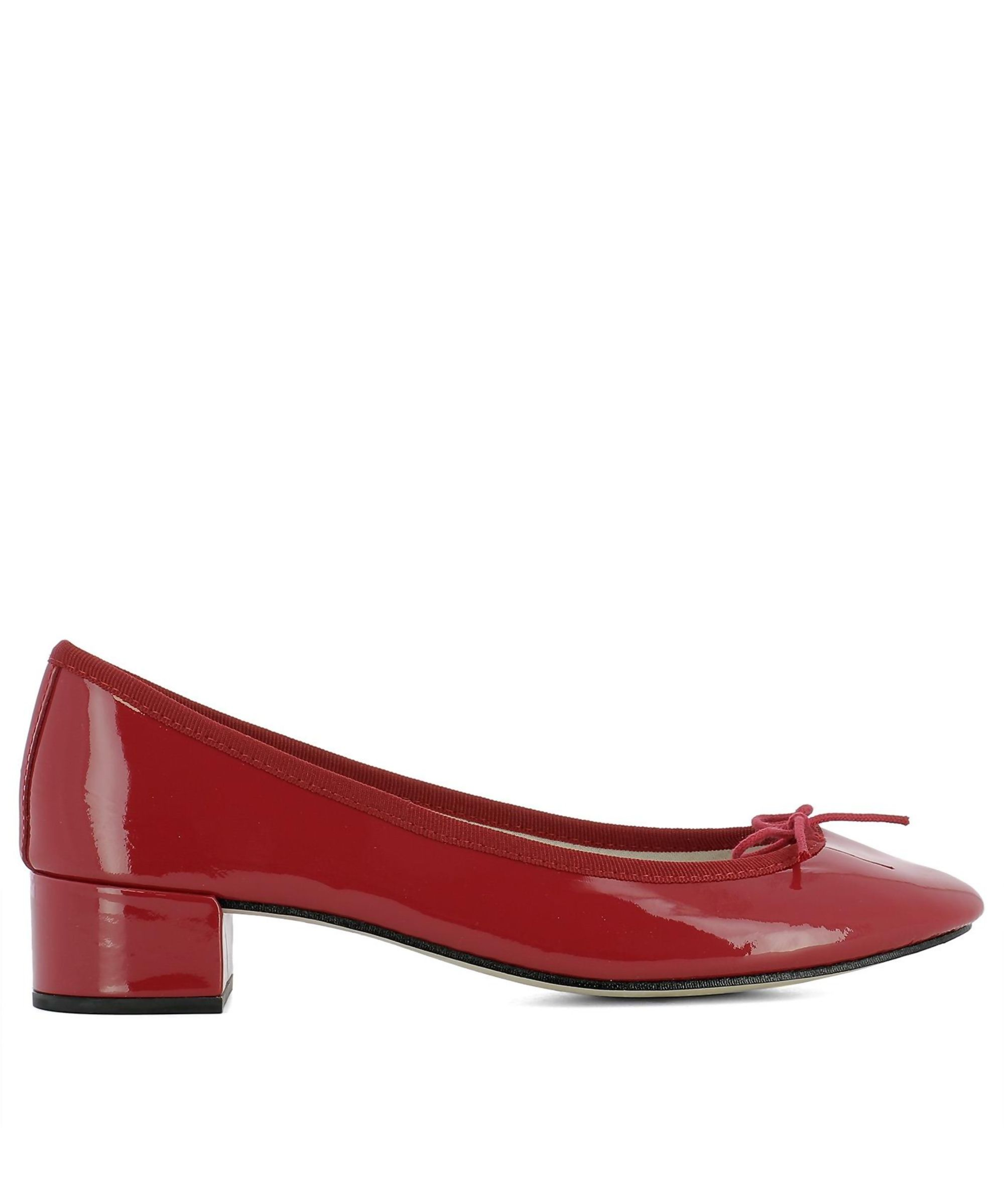 REPETTO   Repetto Women's Red Leather Pumps #Shoes #Pumps & High Heels # REPETTO