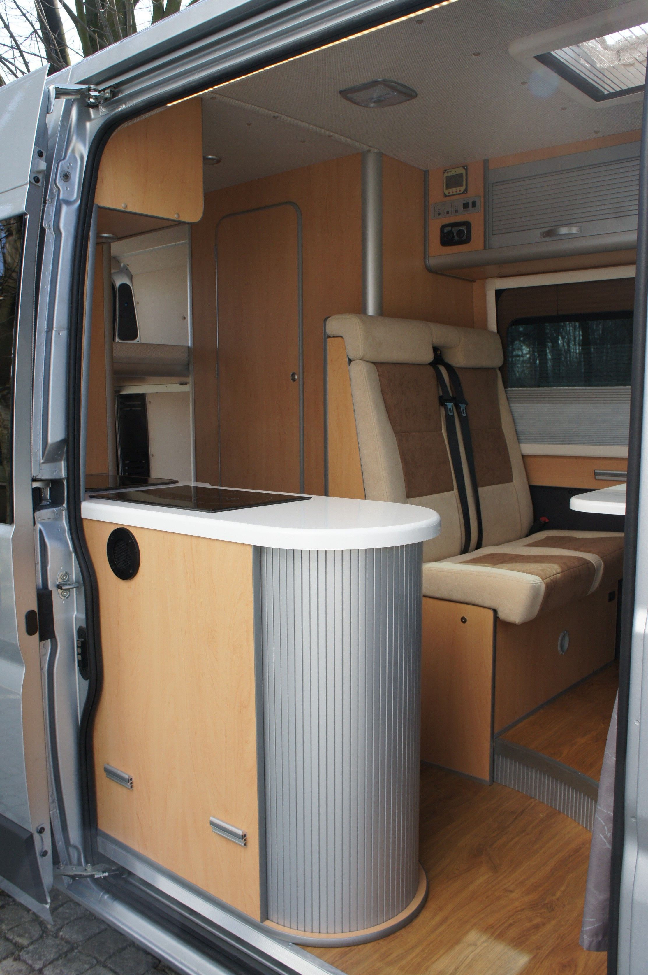 Camper Van Conversion For Beginner Sprinter Van Camper Camper