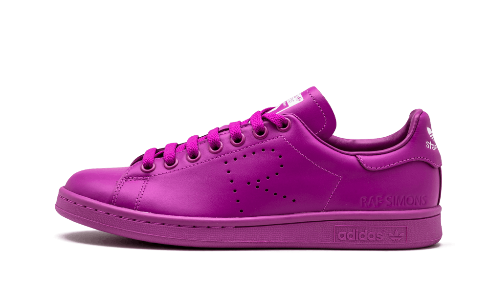 best website 75156 6fa95 Scarpa Adidas Raf Simons Stan Smith Uomo Rosa Bianche Rosa In Vendita