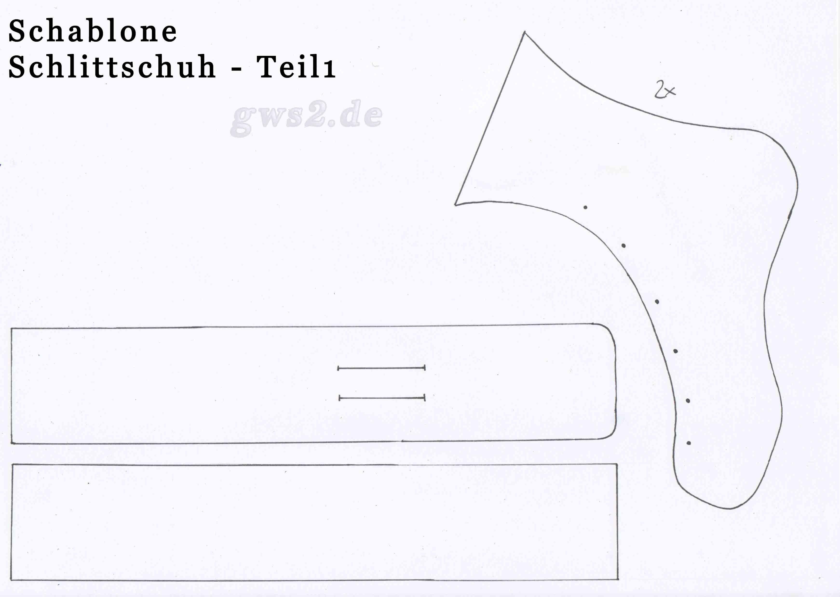 schablone schlittschuhe deko pinterest schablone basteln anleitung und einladungen. Black Bedroom Furniture Sets. Home Design Ideas