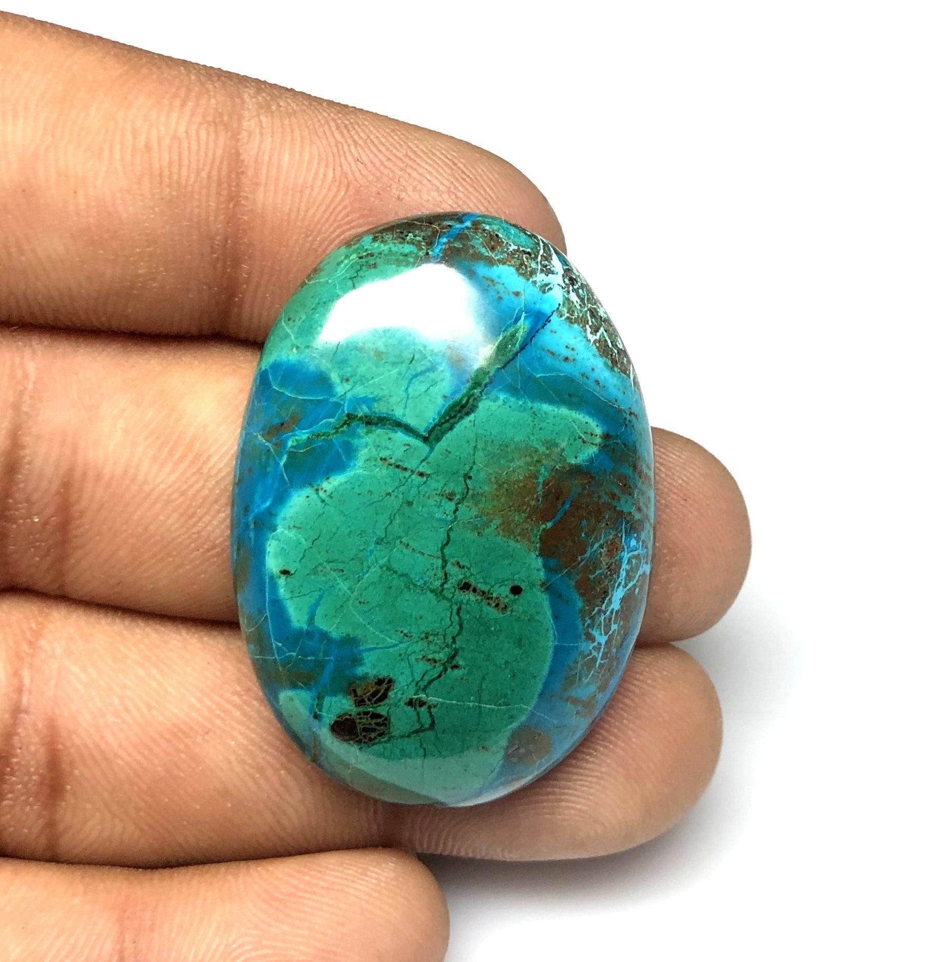 Mix Shape Designer Malachite Chrysocolla Gemstone Cabochon Malachite Chrysocolla Gemstone Loose Gemstone For Jewelry Making Supply