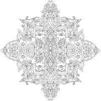 Mirror Pattern #1 by WelshPixie