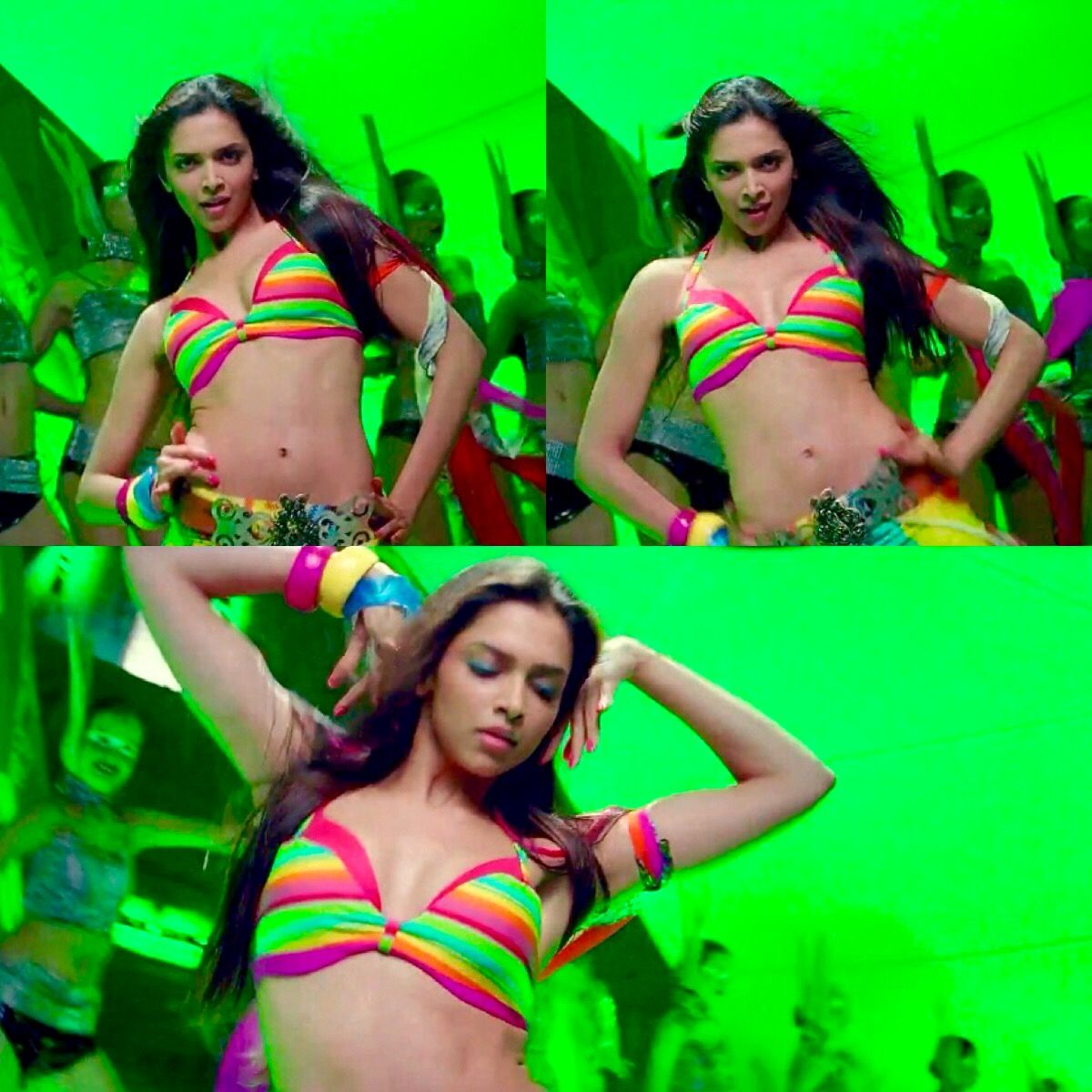 of deepika padukone in billu barber