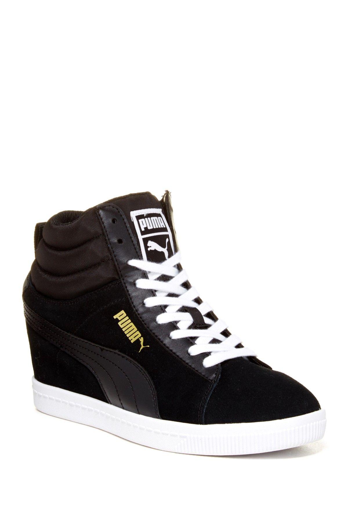 f95f0d9d1a28 PUMA Classic Wedge Sneaker