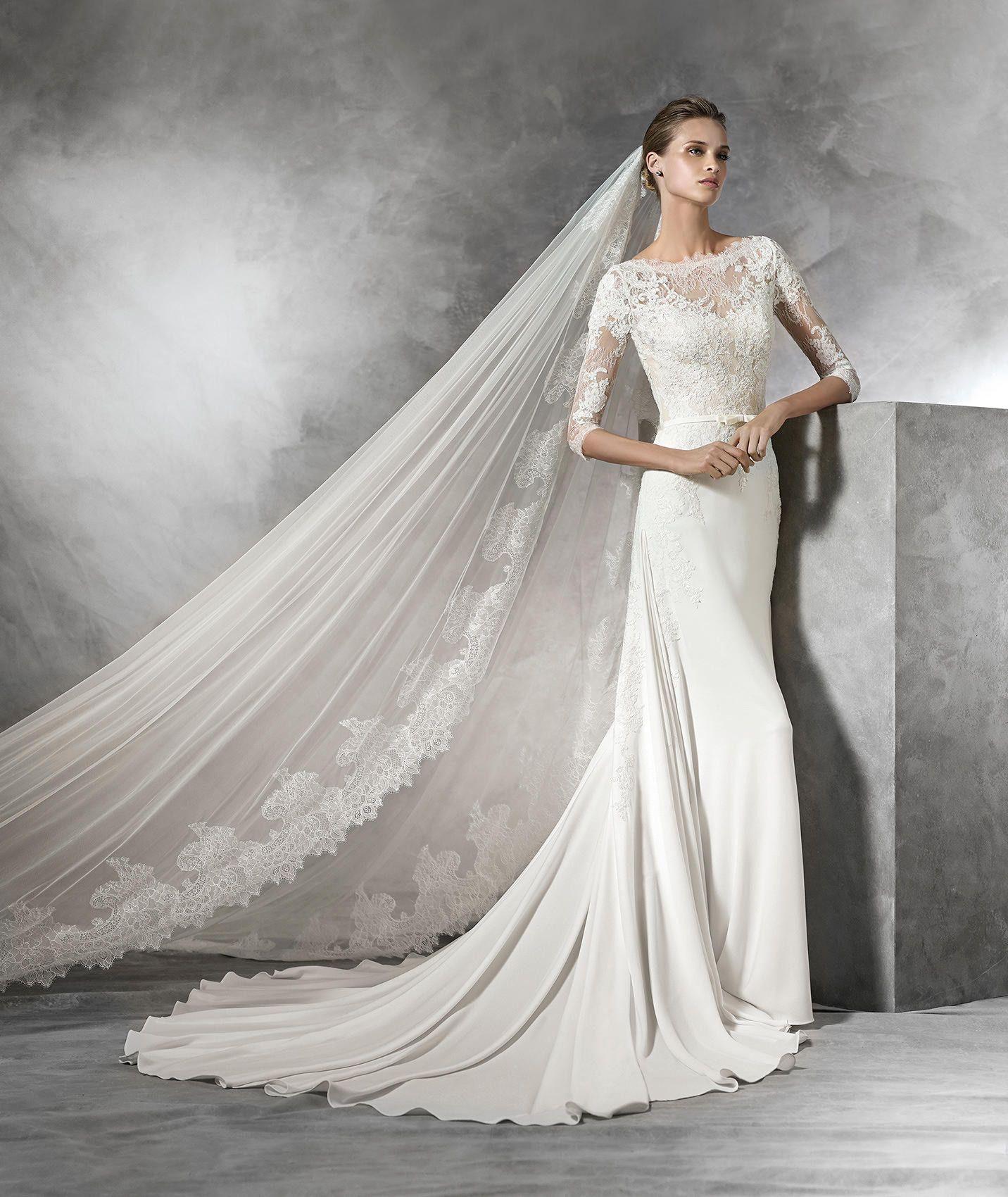 The Perfect Castle Wedding Gowns   Aleana\'s Bridal   dresses ...