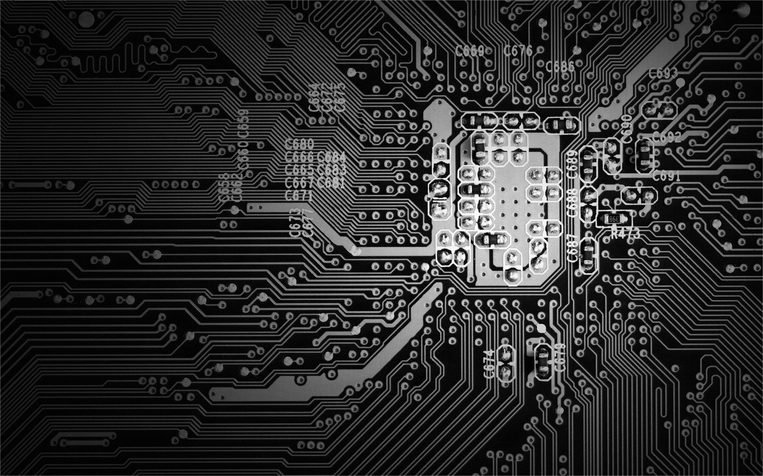 Cpu Motherboard Geek Electrical Network Computer Hardware Technology 4k Wallpaper Hdwallpa In 2020 Electronics Background Electronics Circuit Electronics Poster