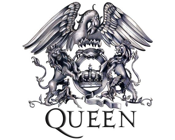 Freddie Mercury T Shirt Queen Logo Rock Music