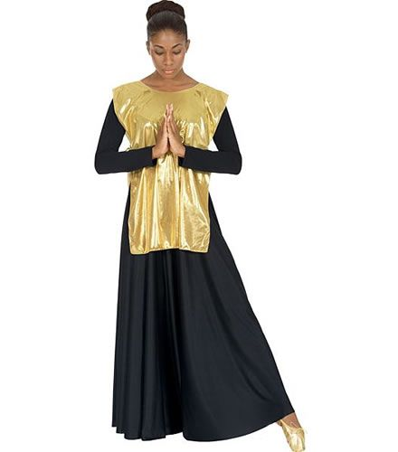 14743 Adult Praise Metallic Ephod $20.25 - Total Praise...Beautiful!! Praise Dance Pinterest Praise