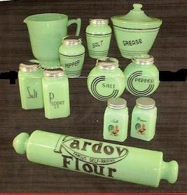 vintage kitchenware reproduction