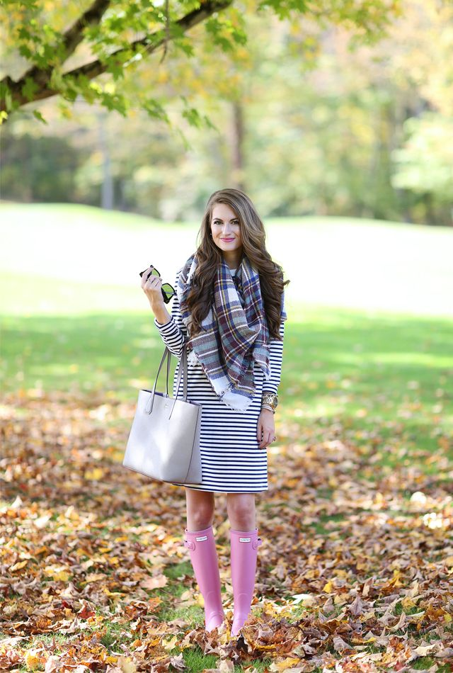 The Perfect Striped Dress | Southern Curls & Pearls | Bloglovin