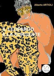 Il leopardo e la Sorgente - copertina