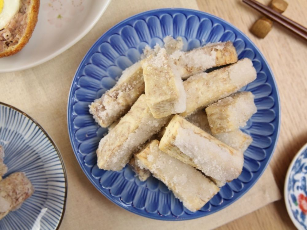 Sugar coated fried taro asianother deserts pinterest sugaring daydaycook is the hottest new culinary website across asia offering step by step instructions and videos on how to cook chinese food recipes forumfinder Gallery