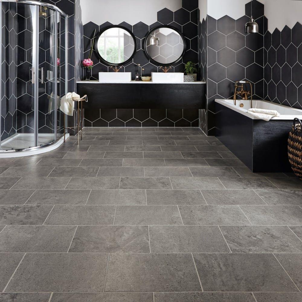 Charming 1 Inch Ceramic Tiles Thin 16 Ceiling Tiles Regular 16X32 Ceiling Tiles 1950S Floor Tiles Youthful 20 X 20 Ceramic Tile Brown24 Ceramic Tile Karndean Flooring Da Vinci Drift CER17 | Bathroom | Pinterest ..