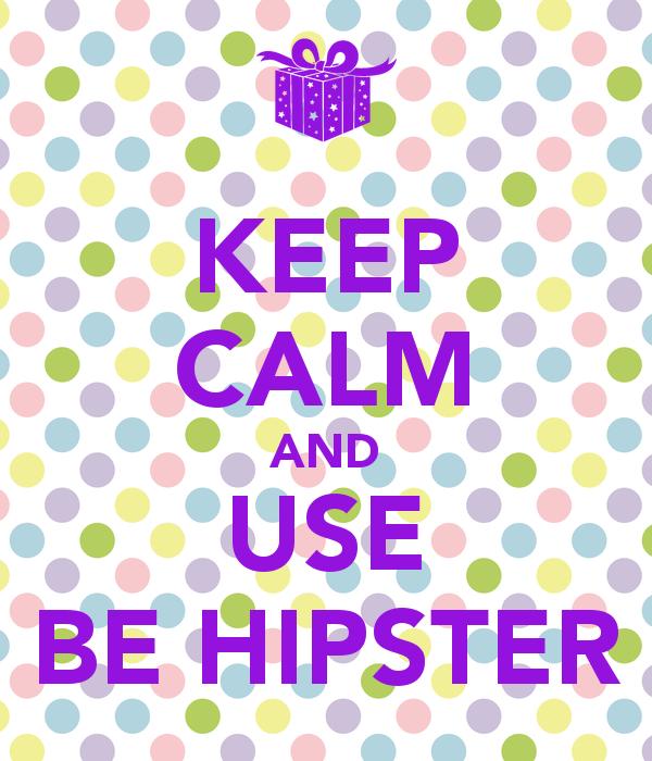 Espera proximamente, Be Hipster, el nuevo producto antibacterial de la empresa Yolo.
