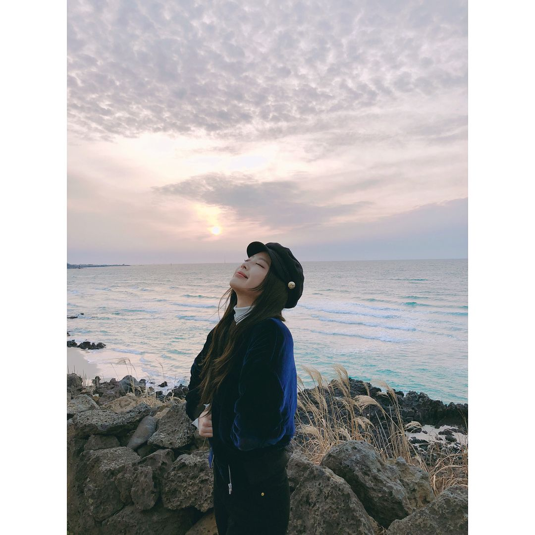 Jeju Island Beaches: #BLACKPINK#JENNIE#JEJU#NINICAM#FILM#GOODBYE#BPHOUSE#안녕#블하