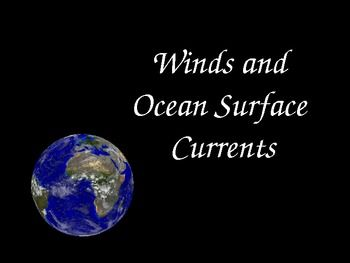 This 32-slide presentation shows how winds and ocean ...