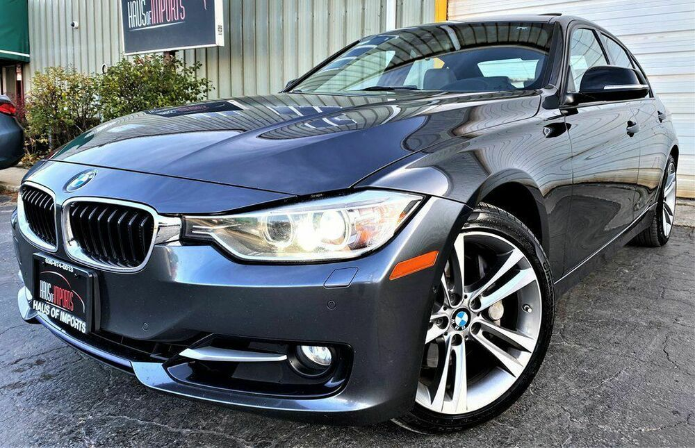 2013 Bmw 3 Series 335i Xdrive Awd 4dr Sedan 2013 Bmw 3 Series Gray With 117100 Miles Available Now In 2021 Bmw Bmw 3 Series Used Bmw