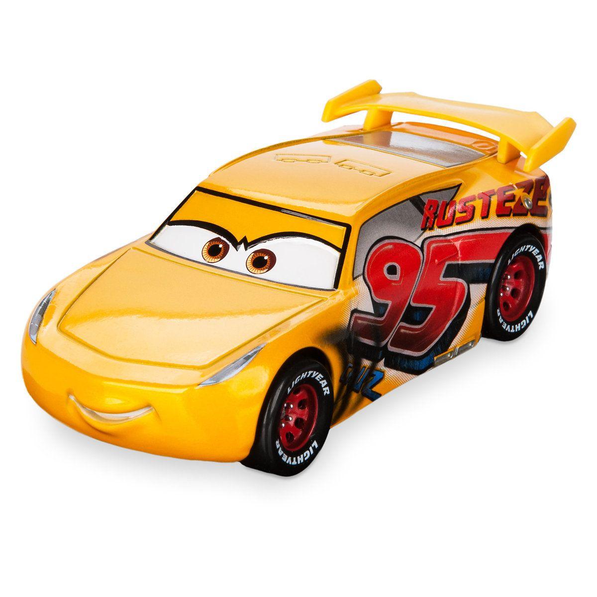 Track Damage Cruz Ramirez Die Cast Car Chaser Series