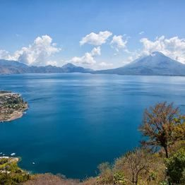 Lake Atitlán. Photo by Edgar Monzon.   ONLY THE BEST OF GUATEMALA