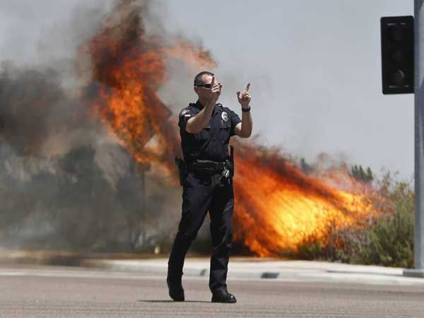 san diego wildfires 2014 - Google Search