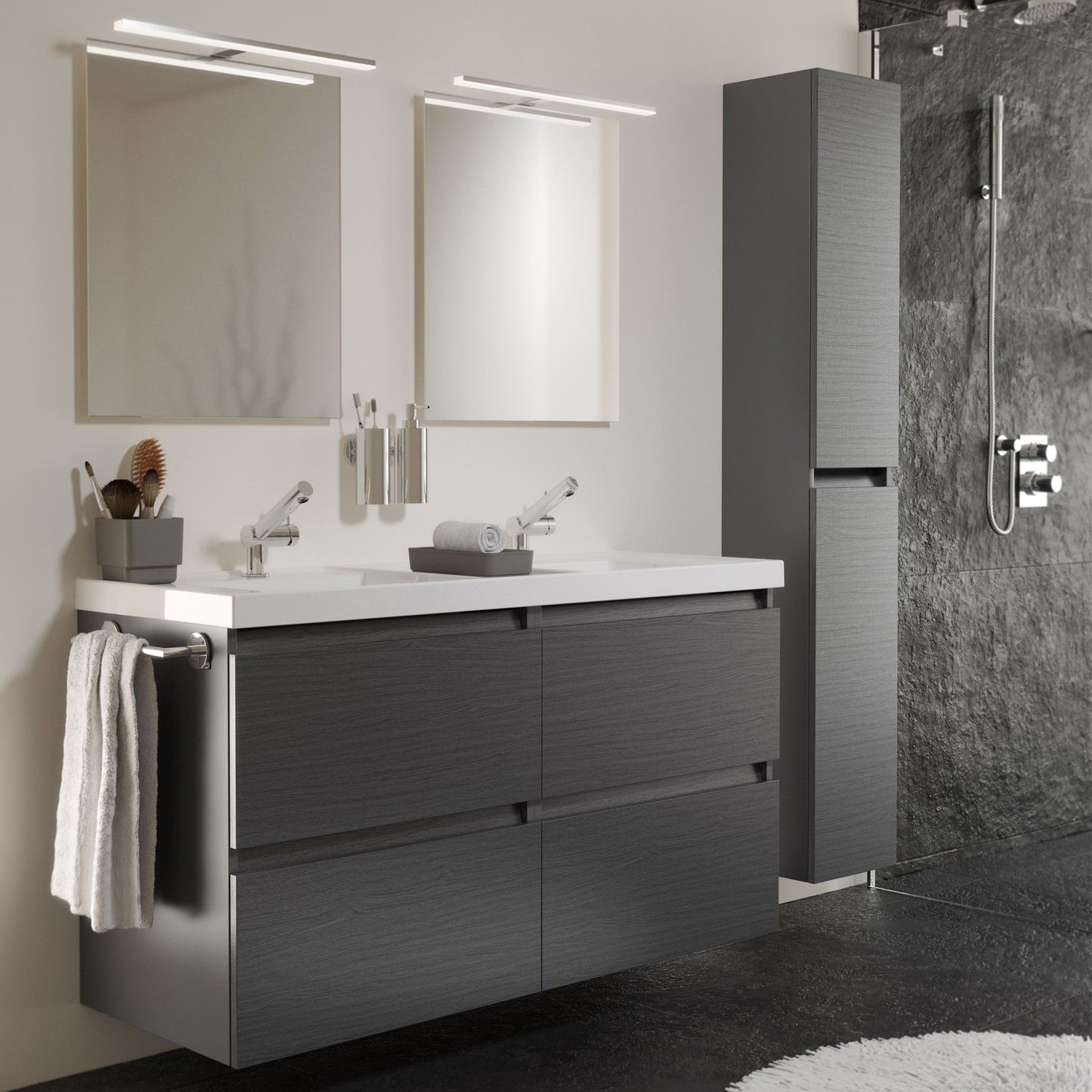 Modern Bathroom Vanity How To Choose The Right Size Design Inside Modern Bathroom Vanities Search Modern Bathroom Vanities As Essen Bathroom Designs Moder