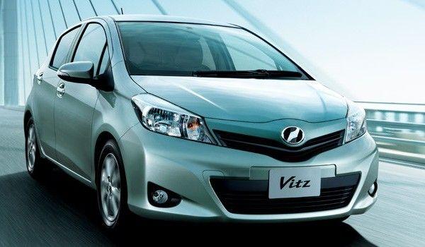 Toyota Vitz 2014 Price In Pakistan Features Yaris Toyota