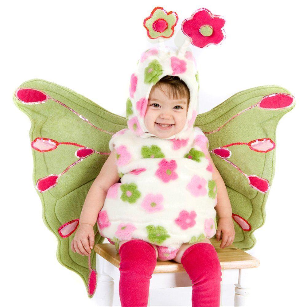 buy - deluxe baby and toddler pumpkin costume - baby halloween