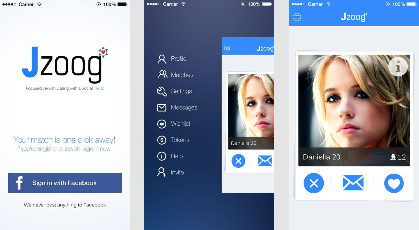 Free jewish dating app