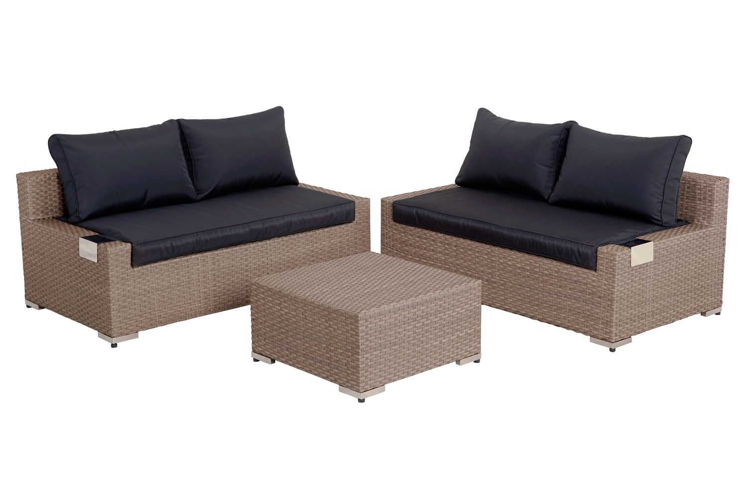 Barbeques Galore Products Europa 3 Piece Modular