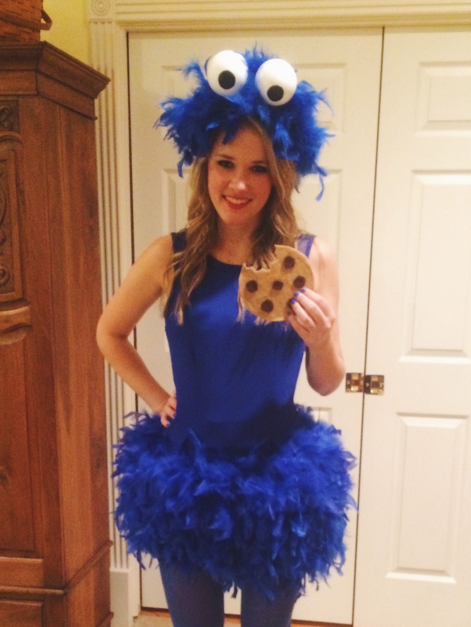Sexy cookie monster costumes