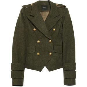Smythe Double-Breasted Wool Jacket