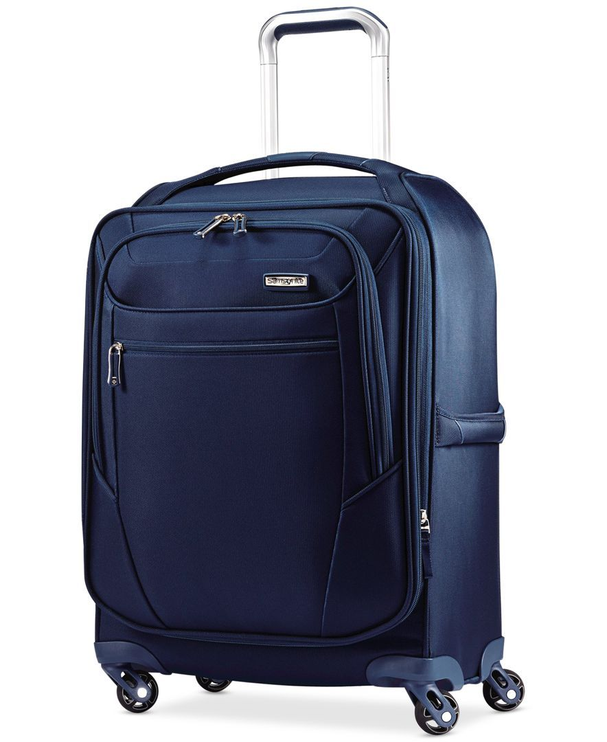 "Samsonite Sphere Lite 2 21"" Carry-On Expandable Spinner Suitcase, Only at Macy's"