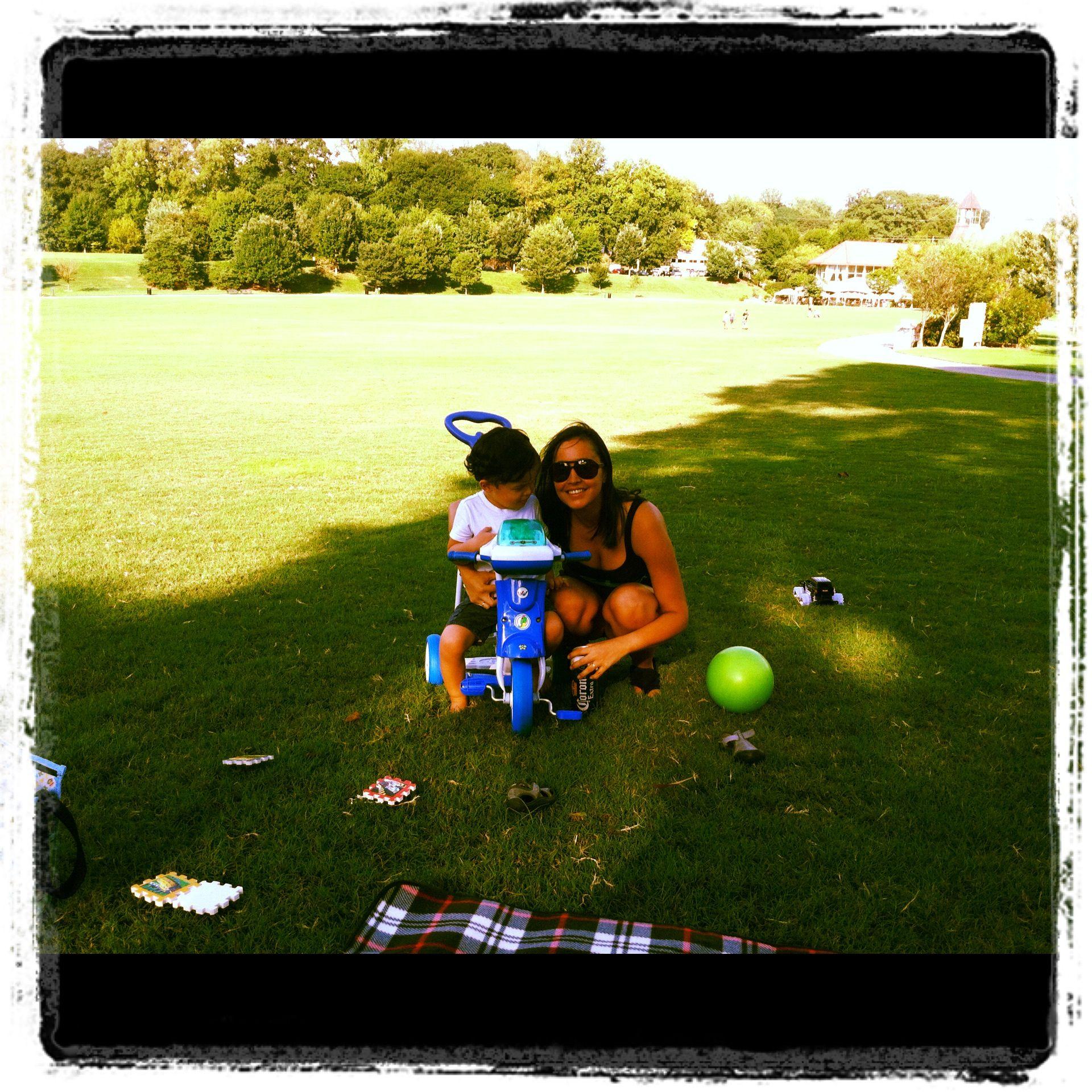 Piedmont Park!