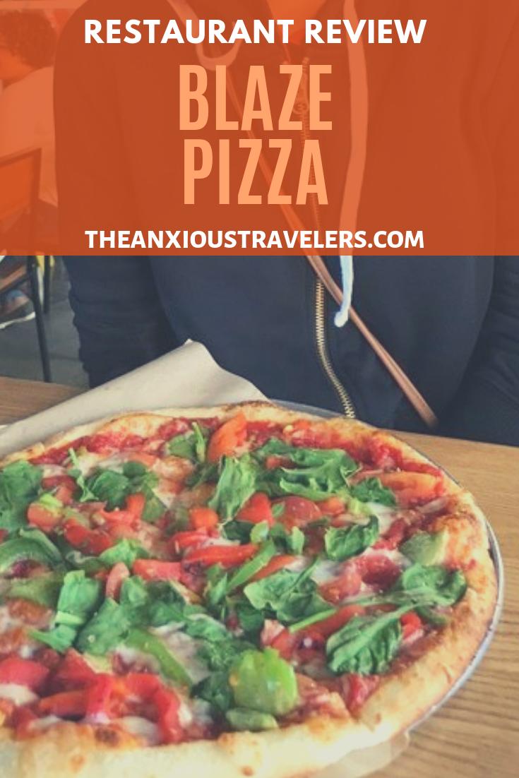 Blaze Pizza Review Fresh And Delicious Pizza Review Good Pizza Unique Pies