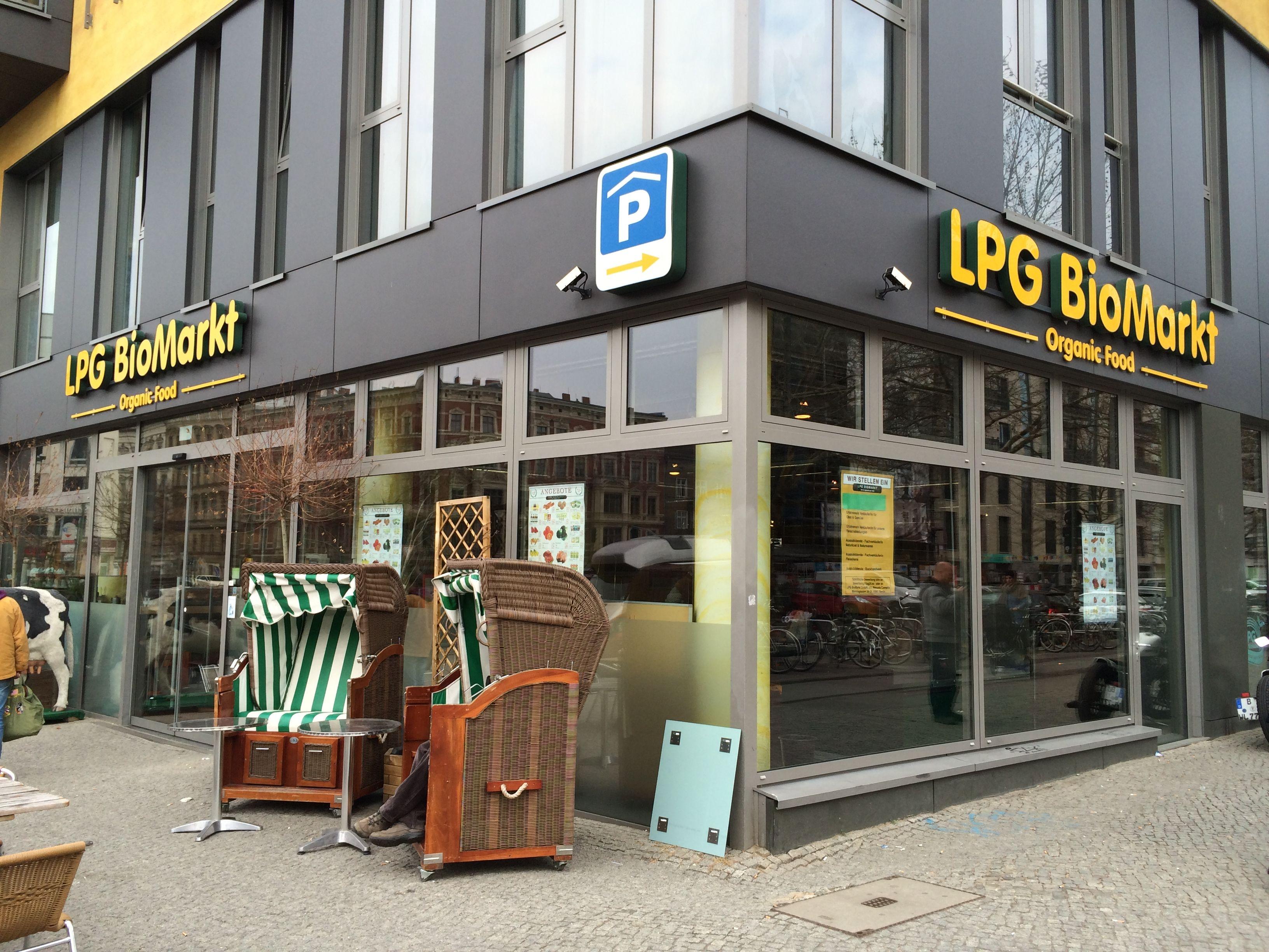 lpg biomarkt kologisk supermarked i berlin berlin guide berlin walking. Black Bedroom Furniture Sets. Home Design Ideas