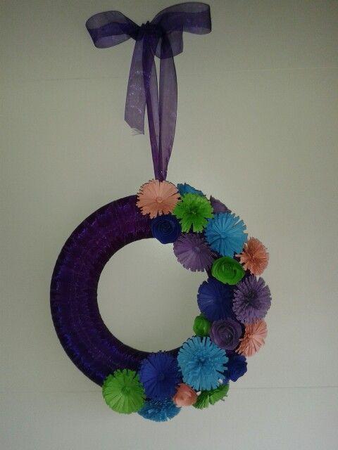 Coroa multicolor