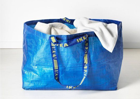 In Praise of IKEA\u0027s FRAKTA Bag Tips Pinterest Laundry - ikea küche online planen