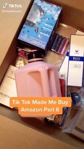 Tik Tok Amazing Recommendation Products