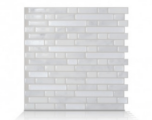 Smart Tiles Fireplace Makeovers Dwell Beautiful Smart Tiles Stick On Tiles Peel And Stick Tile